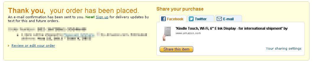 Kindle購入